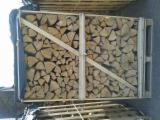 Firewood - Chips - Pellets Supplies Cleaved firewood