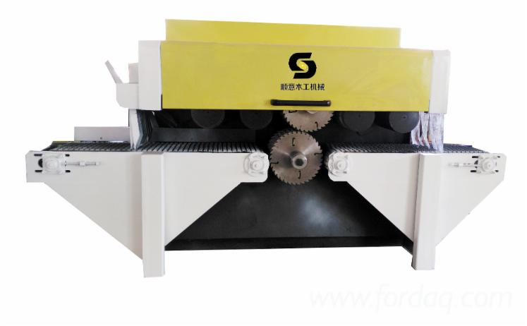 Lumber-multiple-rip-saw-multi-blade-saw-multi-rip