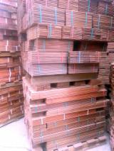 泰国 - Fordaq 在线 市場 - 木荚豆木, 木舌和凹槽