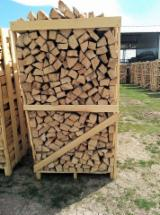 Beech (Europe) Firewood/Woodlogs Cleaved 8=30 cm