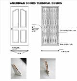 Buy And Sell Wood Doors, Windows And Stairs - Join Fordaq For Free - American Doors