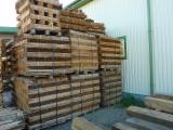 Hardwood - Square-Edged Sawn Timber - Lumber  - Fordaq Online market Oak picket 22x22mm