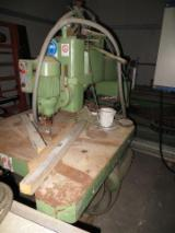 Woodworking Machinery - Traditional pantograph