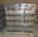 Find best timber supplies on Fordaq Wholesale All specie Wood Briquets in Ukraine