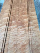A  Sliced Veneer - MAKORE veneer