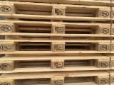 Wooden Pallets For Sale - Buy Pallets Worldwide On Fordaq - New EPAL Softwood Pallets