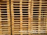 Pallets De Madera En Venta - Compra Pallets A Través De Fordaq - Venta Pallet Euro - Epal Reciclado, Usado Buen Estado ISPM 15 Polonia
