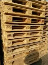 Pallets – Packaging Lithuania - EPAL Euro Pallet HQ