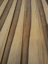 Sliced Veneer AA Extra For Sale - Limba natural veneer