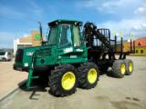 Forest & Harvesting Equipment For Sale Belgium - Used 2004 John Deere  1110D Forwarder in Belgium