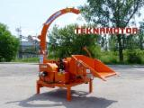Forest & Harvesting Equipment - Wood chipper Skorpion 280 RBG - Teknamotor