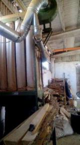 Woodworking Machinery Dust Extraction Facility - Used -- Dust Extraction Facility in Romania
