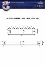 Buy Or Sell Wood Any  - Pallets 1.140 x 800 x 134 mm