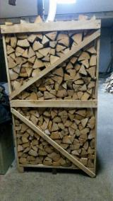 Find best timber supplies on Fordaq - Firewood on pallets - beech and hornbeam