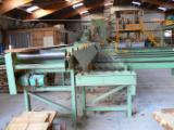 Woodworking - Treatment Services - Sawing services