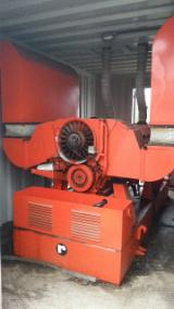 Wood Furnaces For Generating Electrical Energy - Electric Generator Group - ROSSI 200 KW 250 KVA