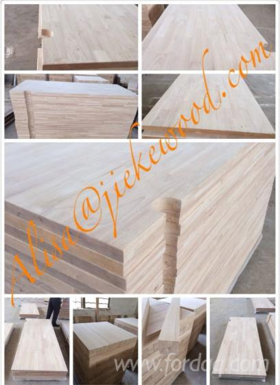 Selling-rubberwood-panels