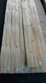 Sliced Veneer AA Extra For Sale Italy - Natural Pinus sylvestris veneer