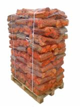 Firelogs - Pellets - Chips - Dust – Edgings Other Species For Sale Germany - Firewood-BAGS 22dm OAK ALDER HARDWOOD high quality, humidity below 20%