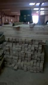 Solid Wood Components - European White Ash Glued Window Scantlings in Romania