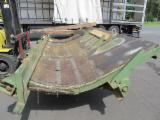 Used Möhringer Ame813 1988 Conveying Belt For Timber For Sale Germany