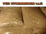 Firelogs - Pellets - Chips - Dust – Edgings PEFC FFC - Pellets - 8 mm