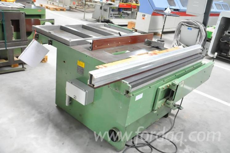 Used 1981 Martin T 70 Sliding Table Saw For Sale In Germany