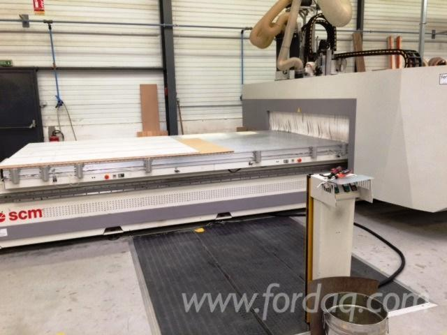 Used-2010-SCM-ACCORD-40-CNC-machining-centre-for-sale-in