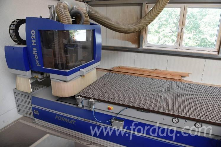 Used-2012-FORMAT-4-PROFIT-H20-CNC-machining-centre-for-sale-in