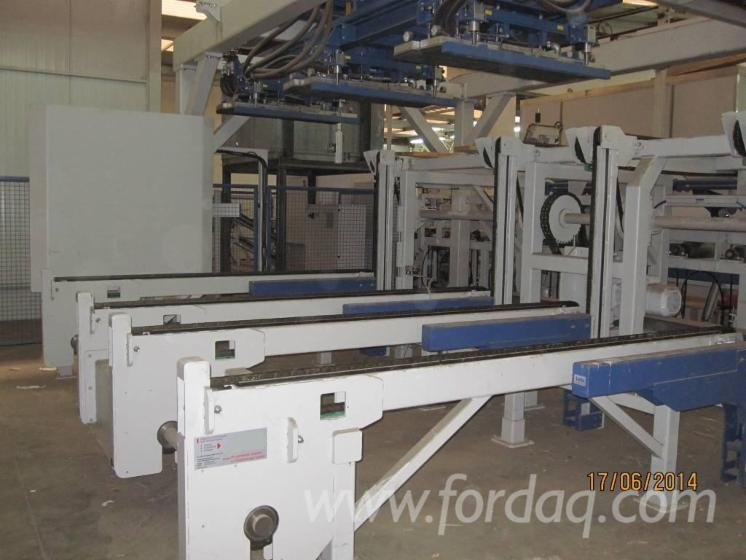 Used-2010-GRECON--Glued-timber-production-for-sale-in
