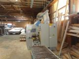 Used 2002 Weinig Moulding machines for three- and four-side machining in Italy