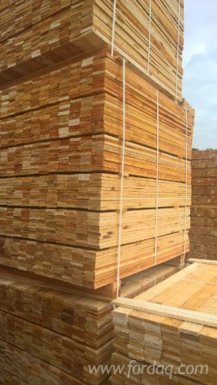Pallet-timber