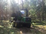 Forest & Harvesting Equipment - Used 2010 John Deere 1010E Forwarder in Germany