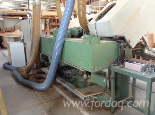 Used-1998-TSN-Moulding-machines-for-three--and-four-side-machining-in