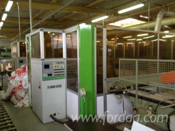 Used-2005-Biesse-Boring-Unit-in