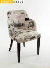 Plywood Living Room Furniture - Anxhela Armchairs, Plywood
