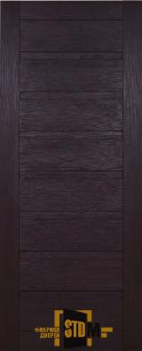 Doors, Windows, Stairs Pine Pinus Sylvestris - Redwood - Interior Doors - High Quality (German adhesives and PVC foil)