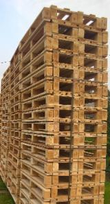 Buy Or Sell Wood Any  Latvia - 2nd grade one way pallets 1200x800