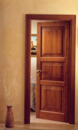 Двері, Вікна, Сходи CE - Північно Американська Деревина Твердих Порід, Двері, Ясень, CE