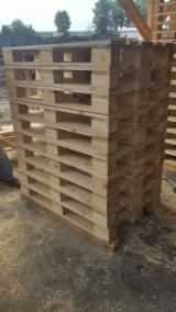 Buy Or Sell Wood New - Euro Pallet EPAL, Used
