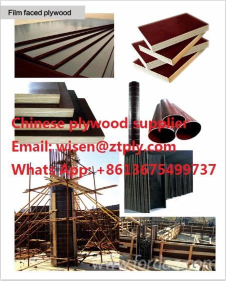 Supplying-film-faced-plywood-%28-concrete-form