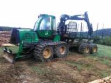 Forest & Harvesting Equipment - Used 2010 John Deere 1510E Forwarder in Germany