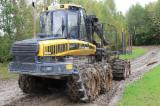 Forest & Harvesting Equipment - Used 2010 Ponsse Buffalo Forwarder in Germany