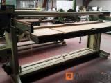 Belgium Woodworking Machinery - Minimax long belt sander L 55