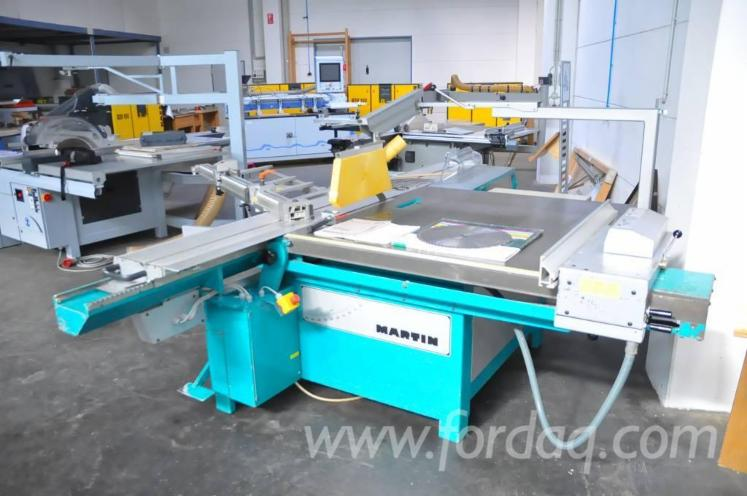 Used 1999 MARTIN T 72 A Sliding table saw for sale in Germany