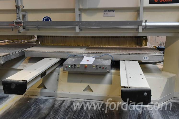 Used 2002 SCM ERGON CNC-machining centre for sale in Germany