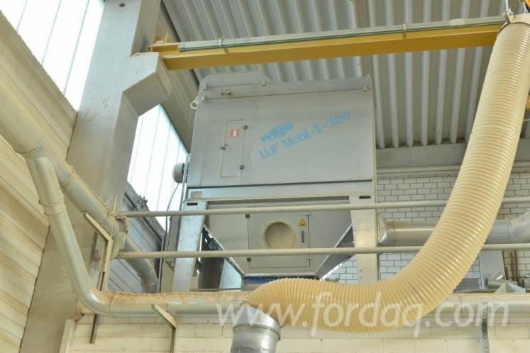 Used-2009-WEGO---UJF-MOBIL-II-300--J-ZRS-Dust-extraction-for-sale-in