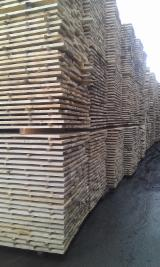 Hardwood  Unedged Timber - Flitches - Boules - Edged or unedged birch boards