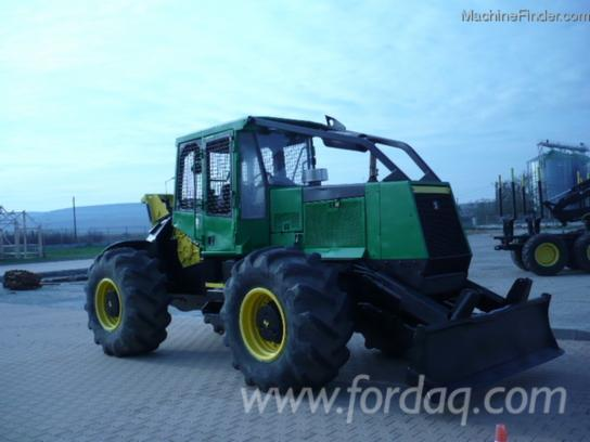 Used Timberjack 360 for sale