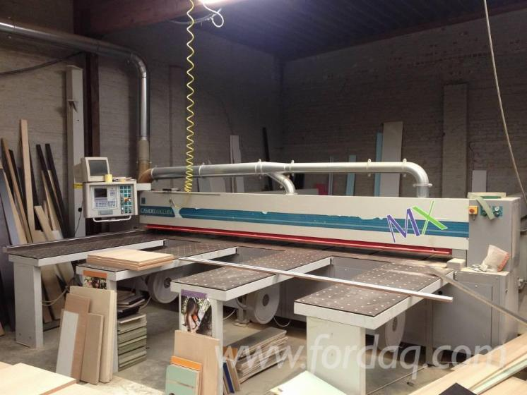 Used-2002-CASADEI-LINEA-MX-Beamsaw-for-sale-in